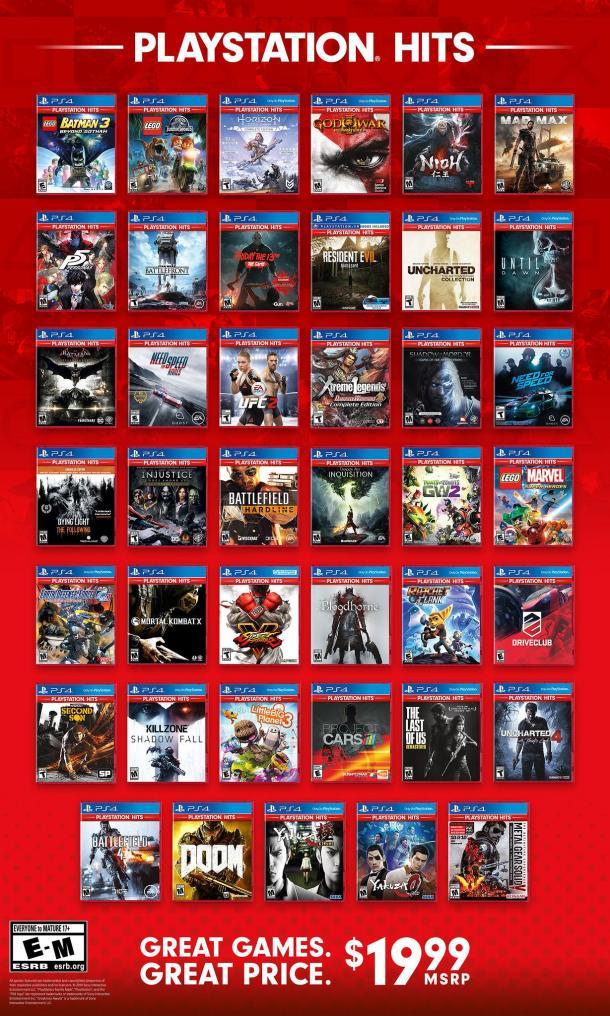 只要19.99美元! 《P5》《戰神3》6月28日加入PS Hits