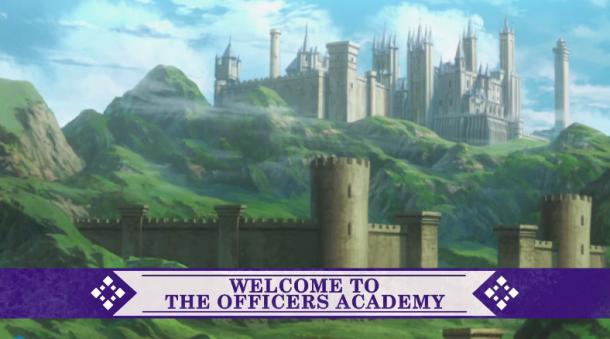 《火焰纹章:风花雪月》新预告片 富有活力的学院生活