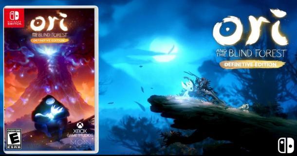 《奥日与黑暗森林》确认登陆Switch 9月27日发售