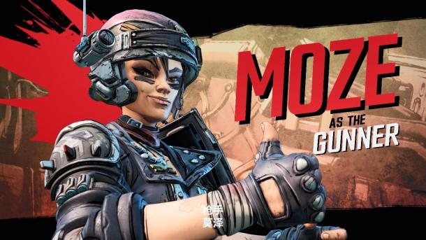 《无主之地3》发售前瞻 4位新角色和众多新武器亮相 全面国配