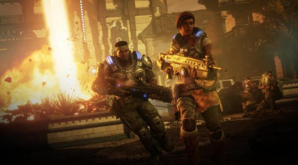 《战争机器5》多人模式IGN 9分:系列最佳怎么玩怎么爽