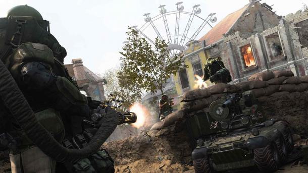 《使命召喚16:現代戰爭》PS4版隻要60GB