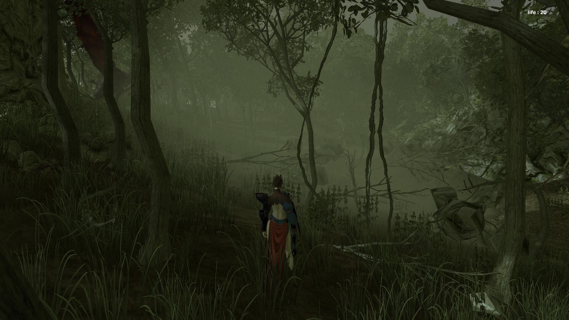 森林法师图片