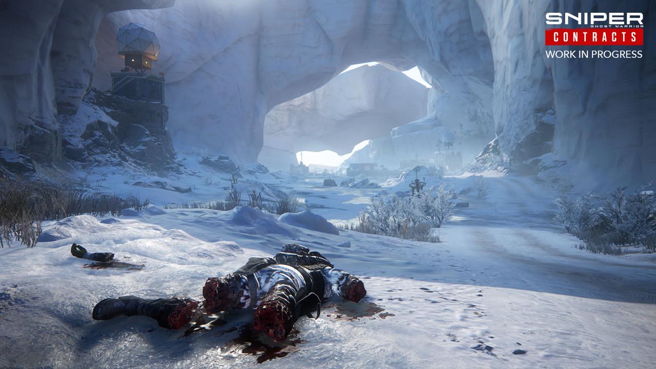 狙擊手:幽靈戰士契約圖片