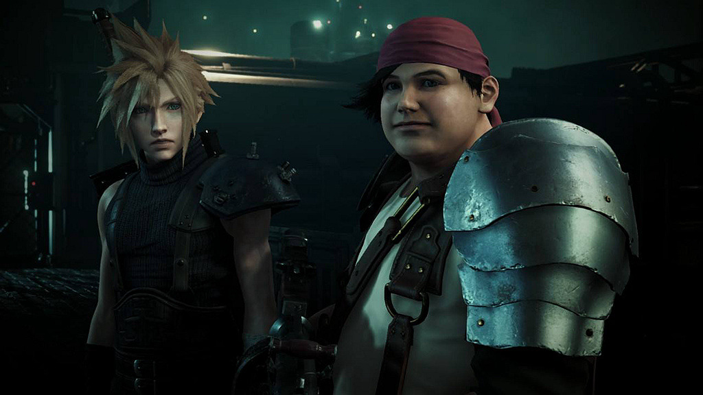 最终幻想7:重制版图片