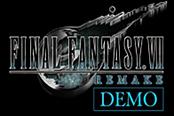 《FF7:重制版》Demo版将与完整版一同推出