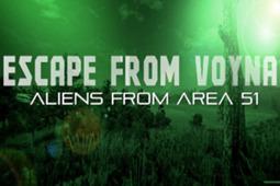 逃避战争:来自51区的外星人图片