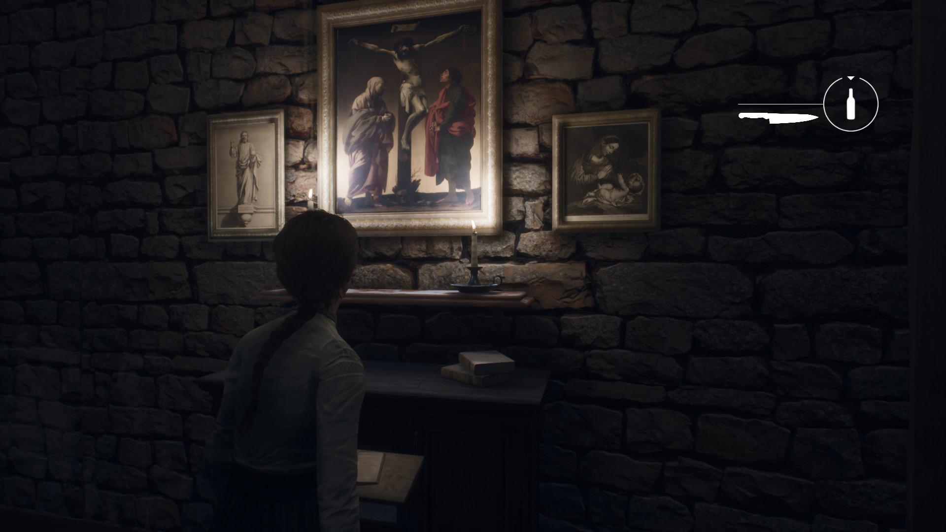 修道院:破碎瓷器图片