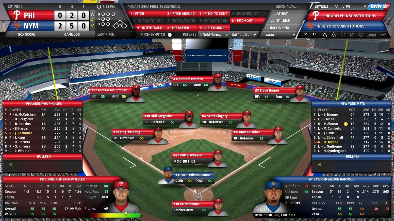 劲爆美国棒球21图片