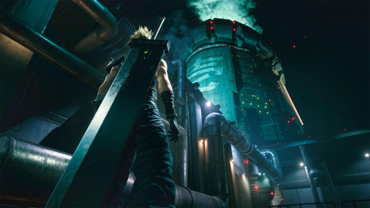 《最終幻想7:重制版》官方發佈公告 數字版不會提前