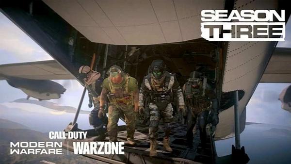 《使命召喚16:現代戰爭》及戰區第三季預告片已公佈