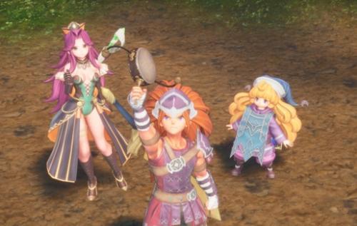 圣剑传说3各职业加点图片