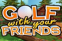 和你的朋友打高尔夫