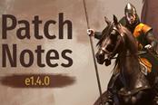 《骑马与砍杀2》1.4.0公共版5月22日更新内容