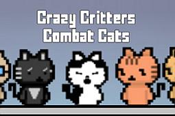 疯狂的生物:战斗猫