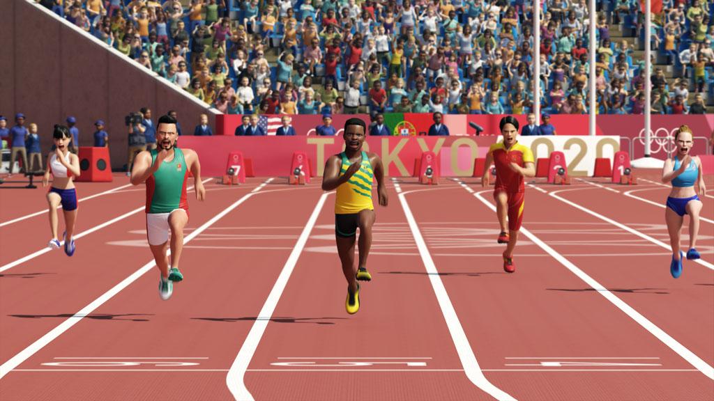 2020东京奥运 官方授权游戏图片