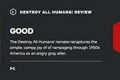 《毁灭全人类》各媒体评分释出 简单且令人满足的乐趣