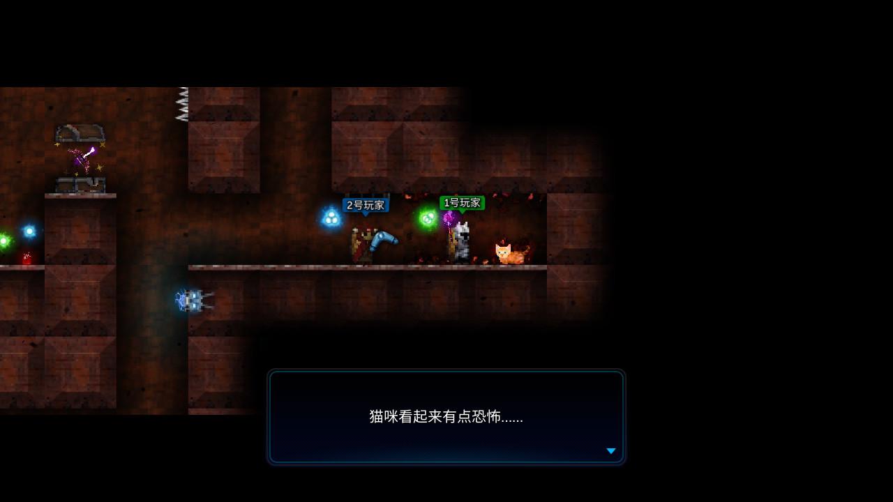 烛火地牢2:猫咪的诅咒图片
