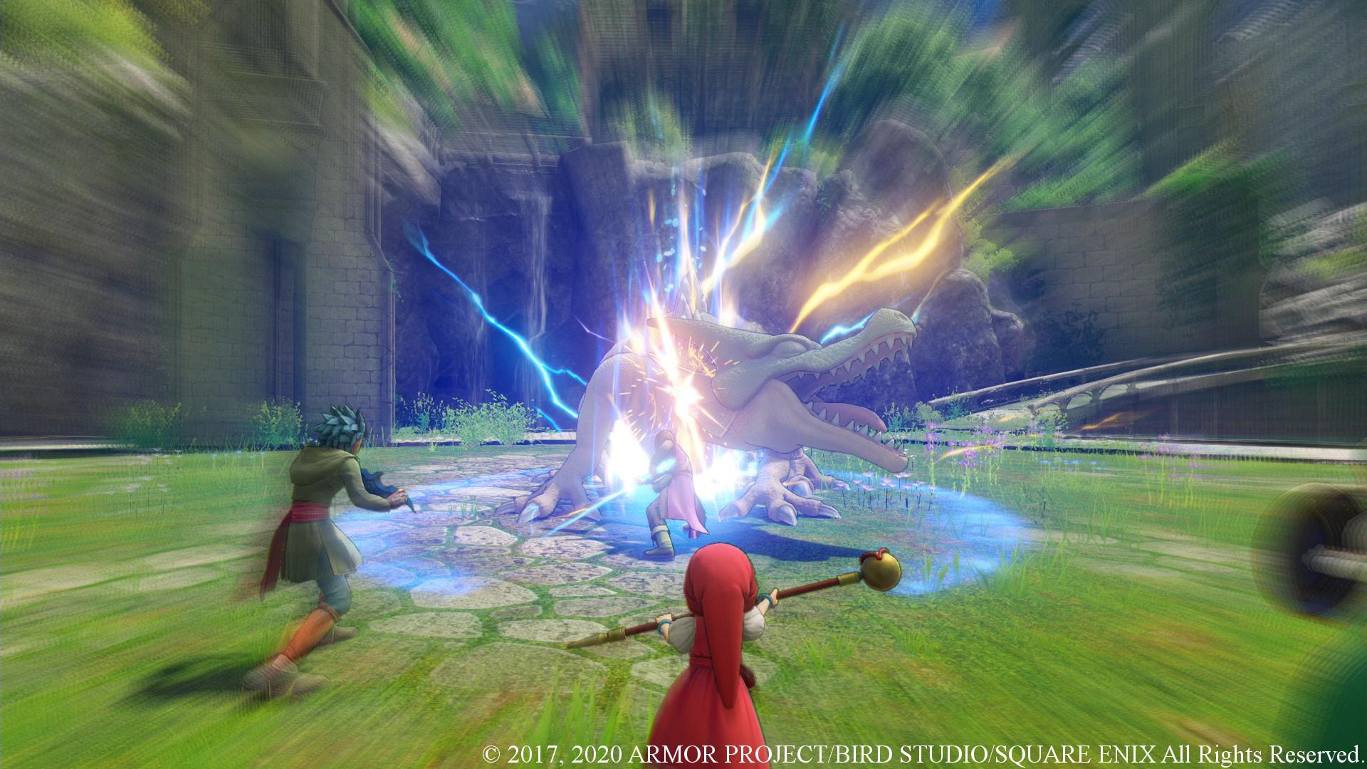 勇者斗恶龙11S:寻觅逝去的时光-决定版图片