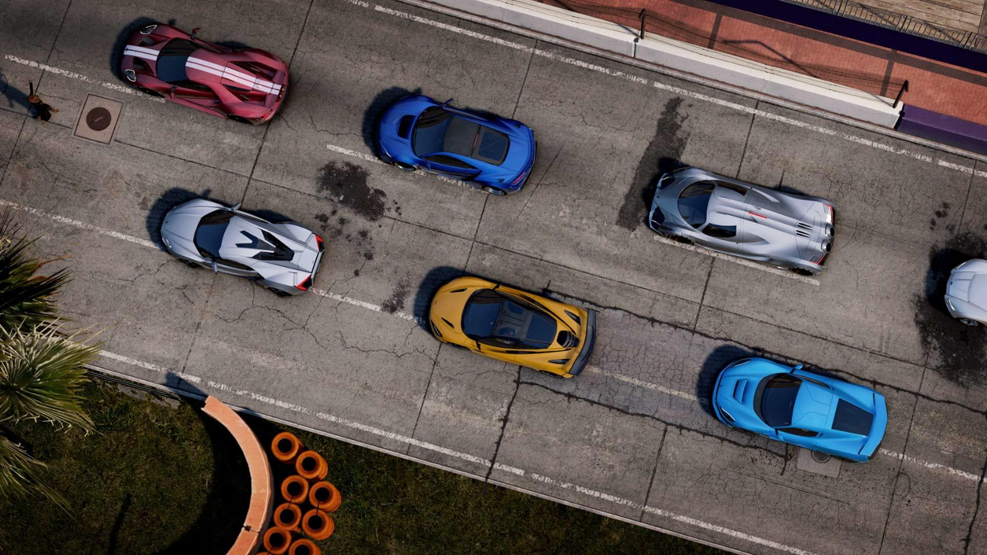 速度与激情:十字路口图片