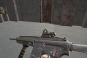 绝地求生8.2版本新枪械模型外观测评