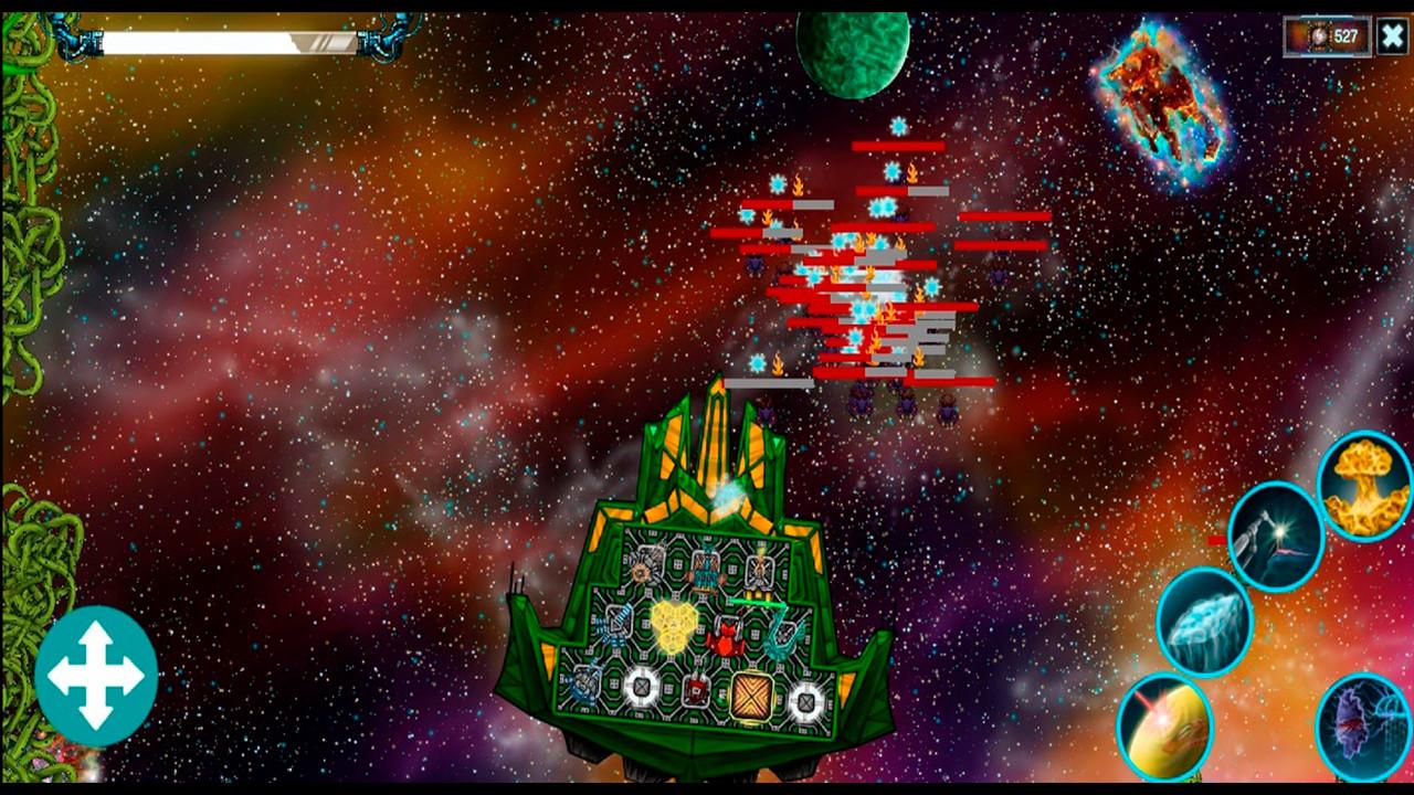 太空城堡图片