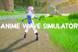 Anime Wave Simulator