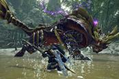 《怪物猎人:崛起》官方公布新怪物截图 怨虎…