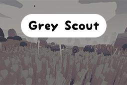 灰色侦察员