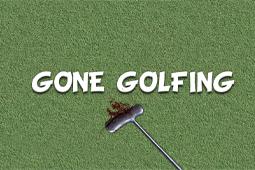 高尔夫消失