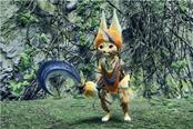 《怪物獵人:崛起》公開鐮鼬龍王素材裝備