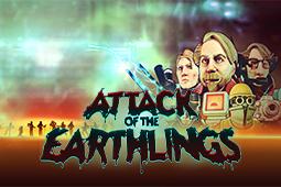 地球人的侵攻