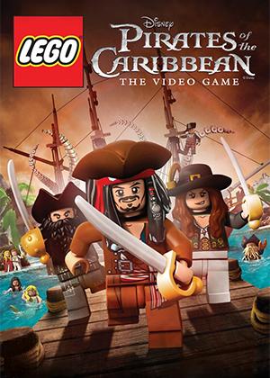 乐高加勒比海盗