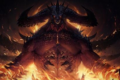 外媒爆出大量《暗黑破坏神:不朽》艺术原画