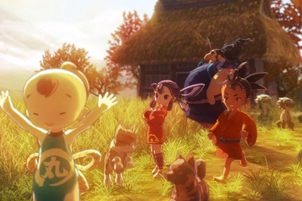 《天穗之咲稻姬》制作人接受日本農林部采訪