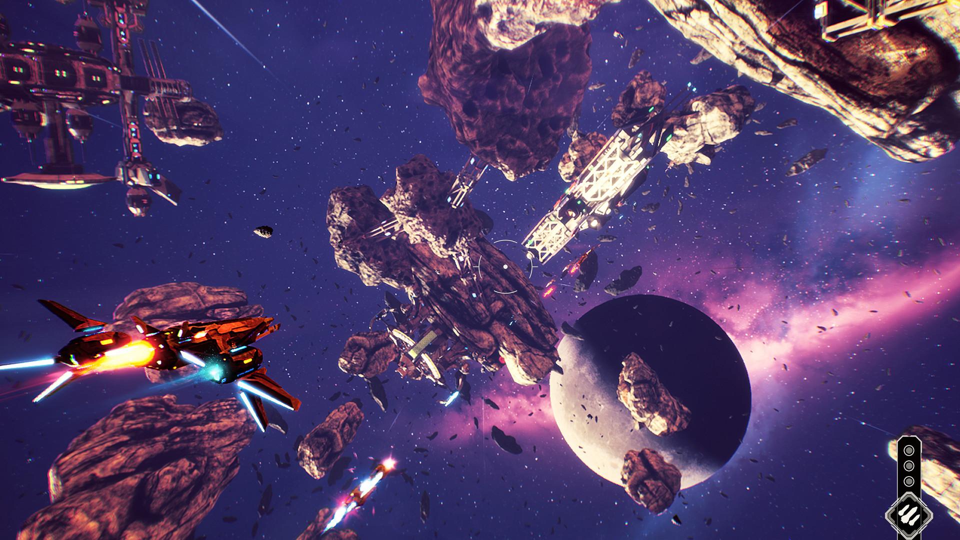 红视:太空突击图片