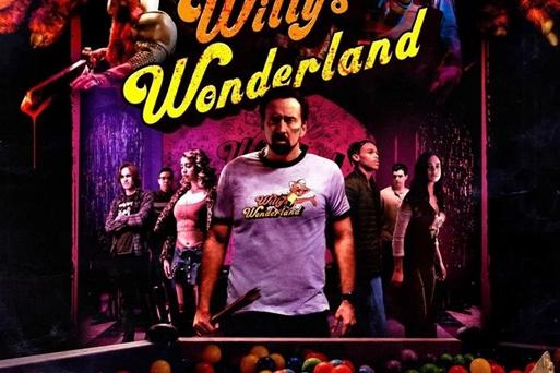 尼古拉斯·凯奇新片《沃利的游乐园》发布预告片