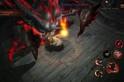 IGN试玩《暗黑破坏神:不朽》 表示值得期