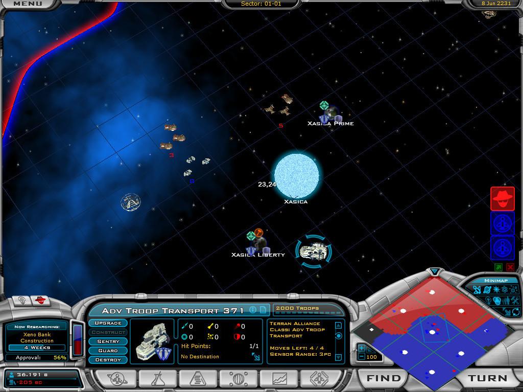 银河文明 II 终极版图片