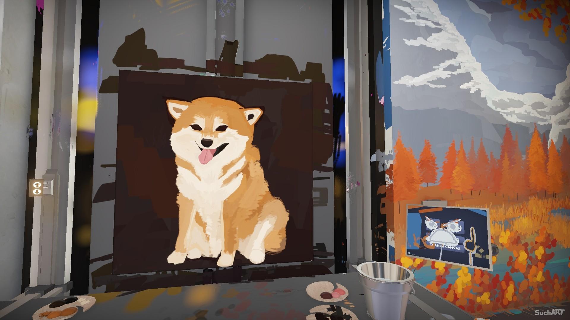 此类艺术:天才艺术家模拟器图片
