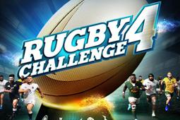 橄榄球挑战4