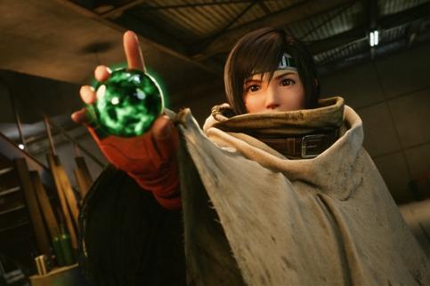 野村哲也接受采访谈《最终幻想7重制版》新作细节