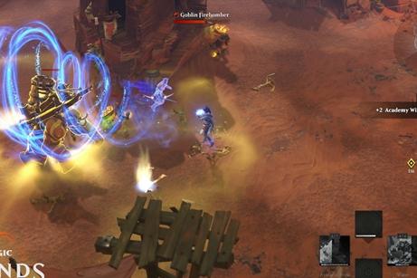 完美世界发布MMORPG《魔法传奇》新预告片及截图