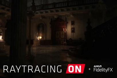 《生化危机8:村庄》将与AMD合作 提供光追等功能