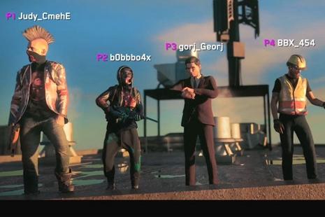 《看门狗:军团》加入在线模式 主机用户已可…