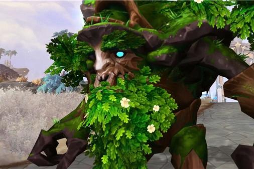 《魔獸世界》9.05版本上線 推出古樹坐騎