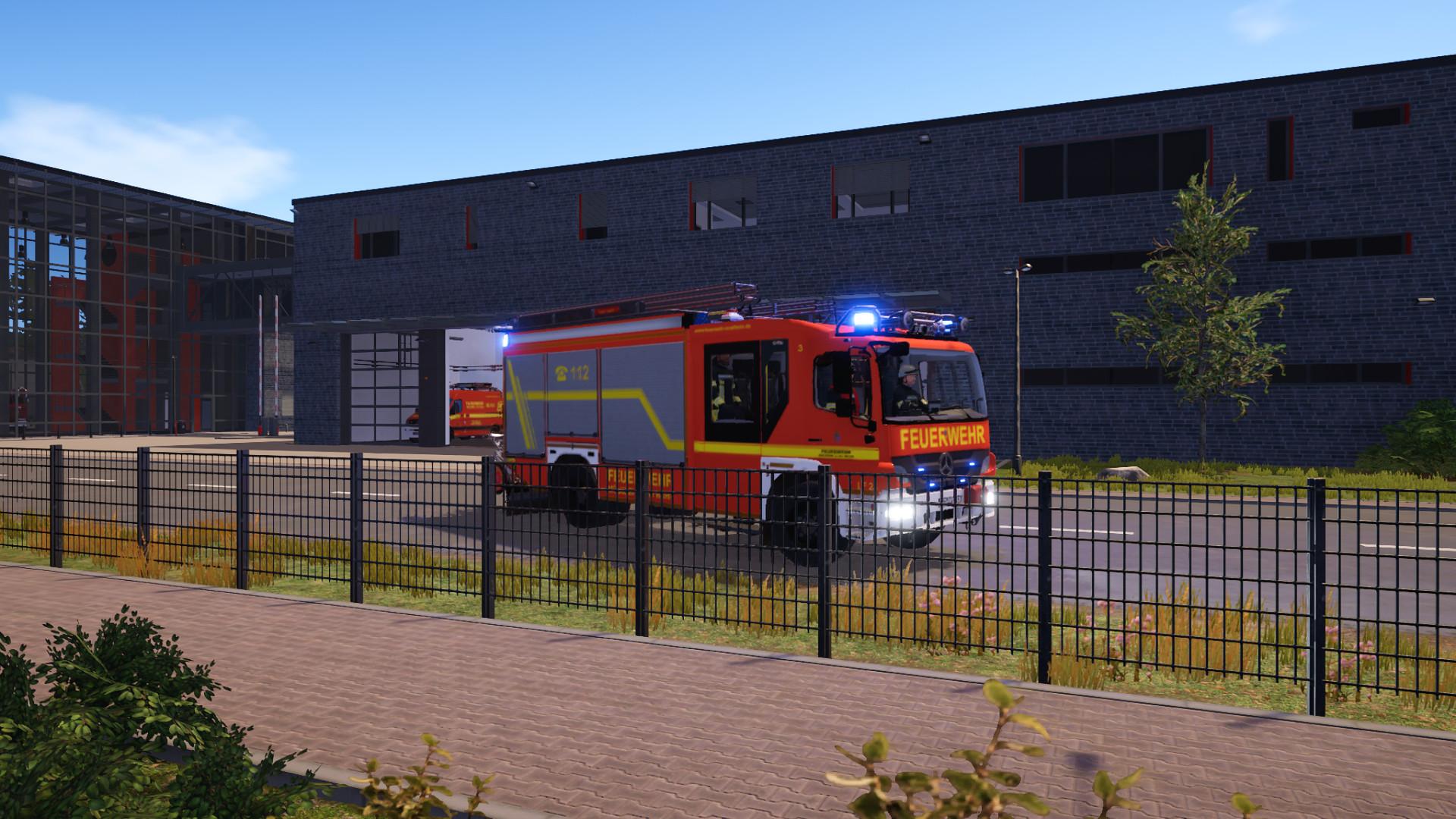 緊急呼叫 112 - 消防模擬 2圖片