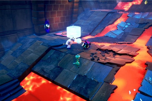 SE新作《巴蘭的異想奇境》公開雙人玩法預告