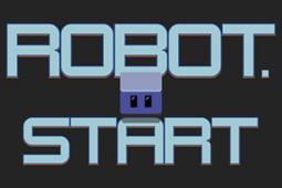 机器人.启动