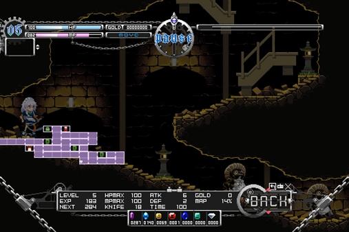 类银河战士恶魔城游戏《东方月神夜》销量破25万